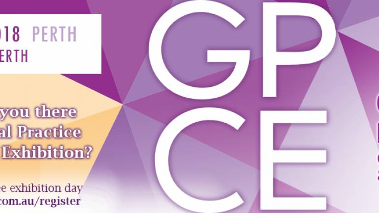 General Practice Conference & Exhibition | GPCE Perth 2018