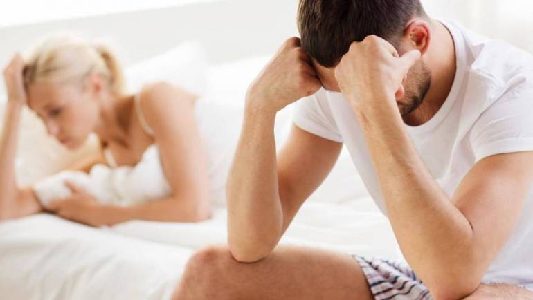 Do you need to talk to a doctor about erectile dysfunction?